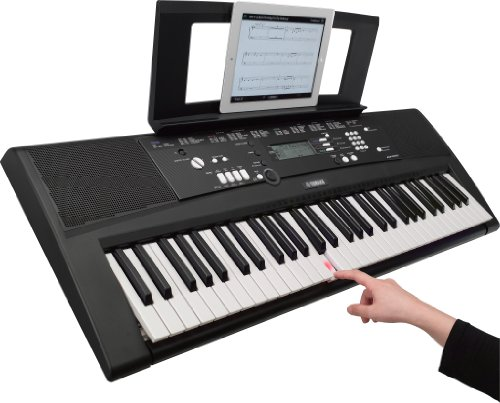 yamaha ez 220 digital keyboard im test testsieger 2015. Black Bedroom Furniture Sets. Home Design Ideas