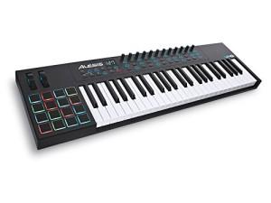 Prueba de teclado maestro